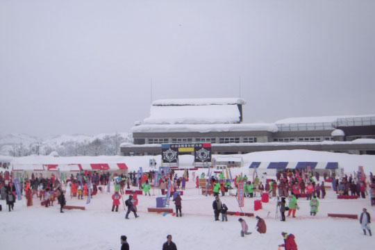 第24回 小出国際雪合戦大会03