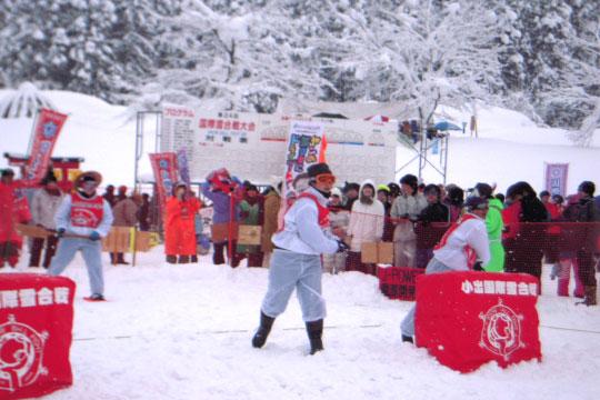 第24回 小出国際雪合戦大会05